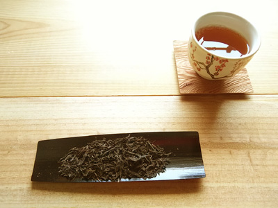 八女茶くま園 おぼろ紅茶べにひかり
