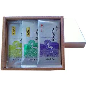煎茶詰め合わせ3,000円セット
